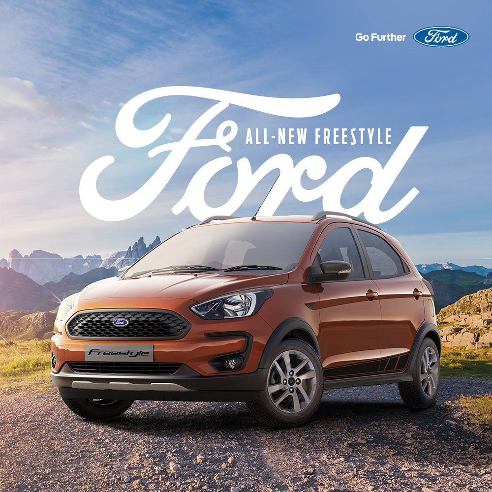 Ford Started Booking Of Freestyle In India Freestyle Ford India