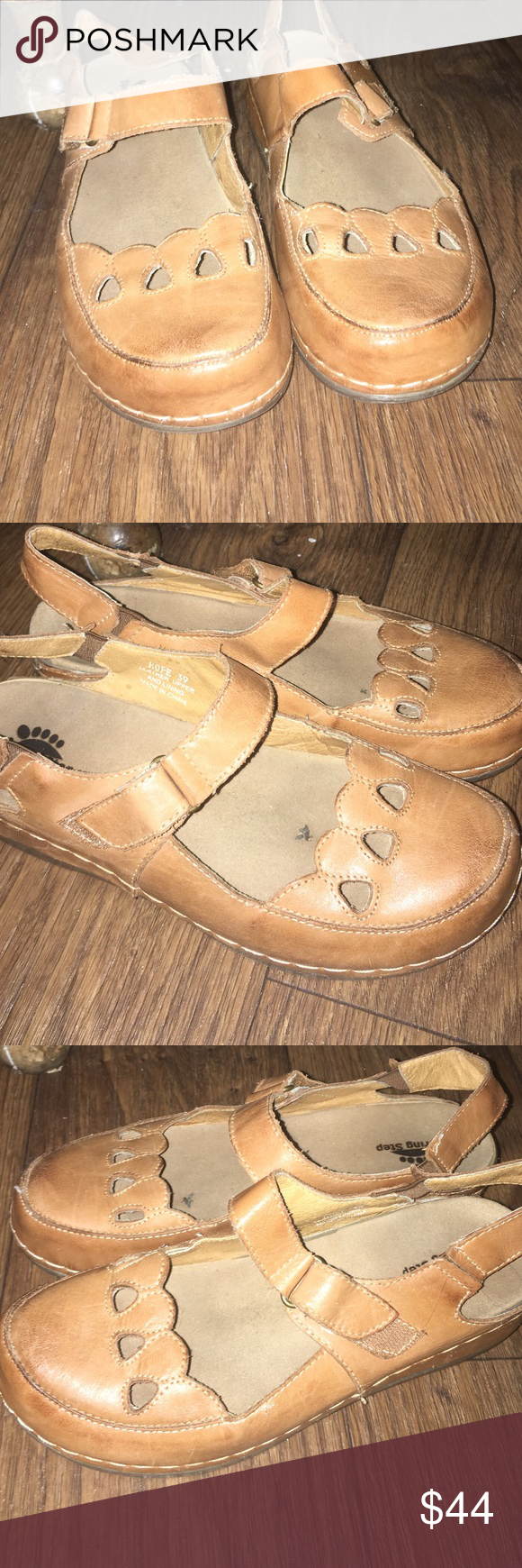 Spring step leather Mary Janes Adorable Mary Jane style spring steps.comfortable is an understatement ❤️ spring step Shoes