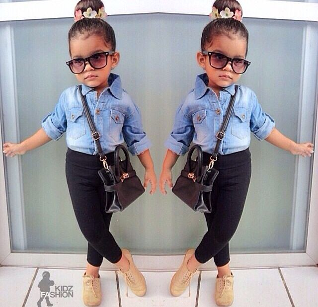 Everyday Outfit Ideas For Little Girls | Baby Swag Swag Kids And Girl Fashion