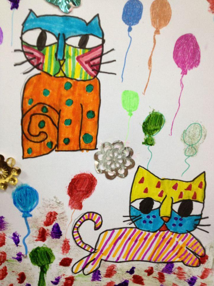 Laurel Burch Cats Lucia 2