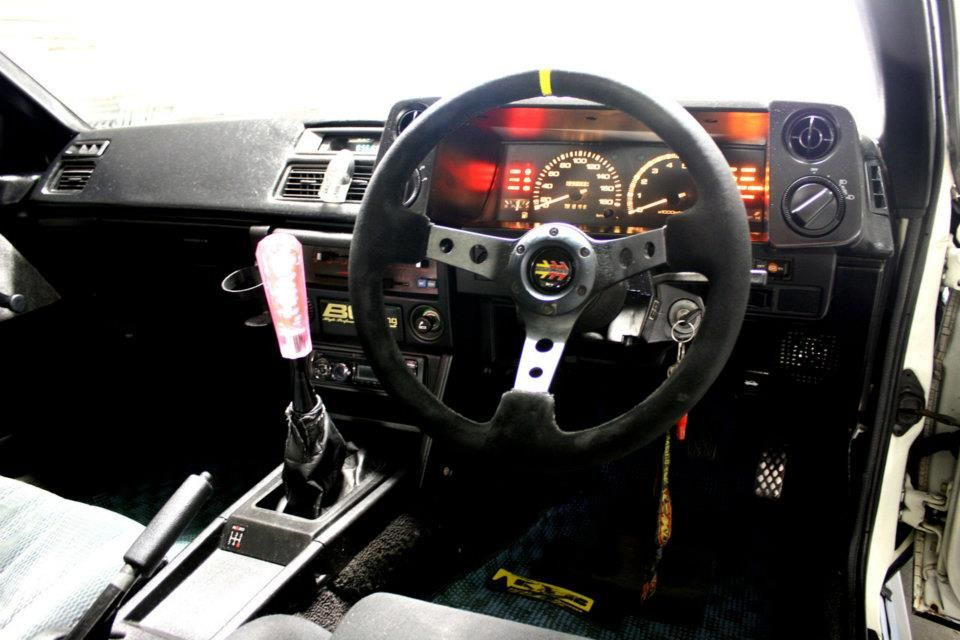 ae86 interior ae86 classic toyota corolla of 1986 pinterest ae86 jdm and toyota. Black Bedroom Furniture Sets. Home Design Ideas