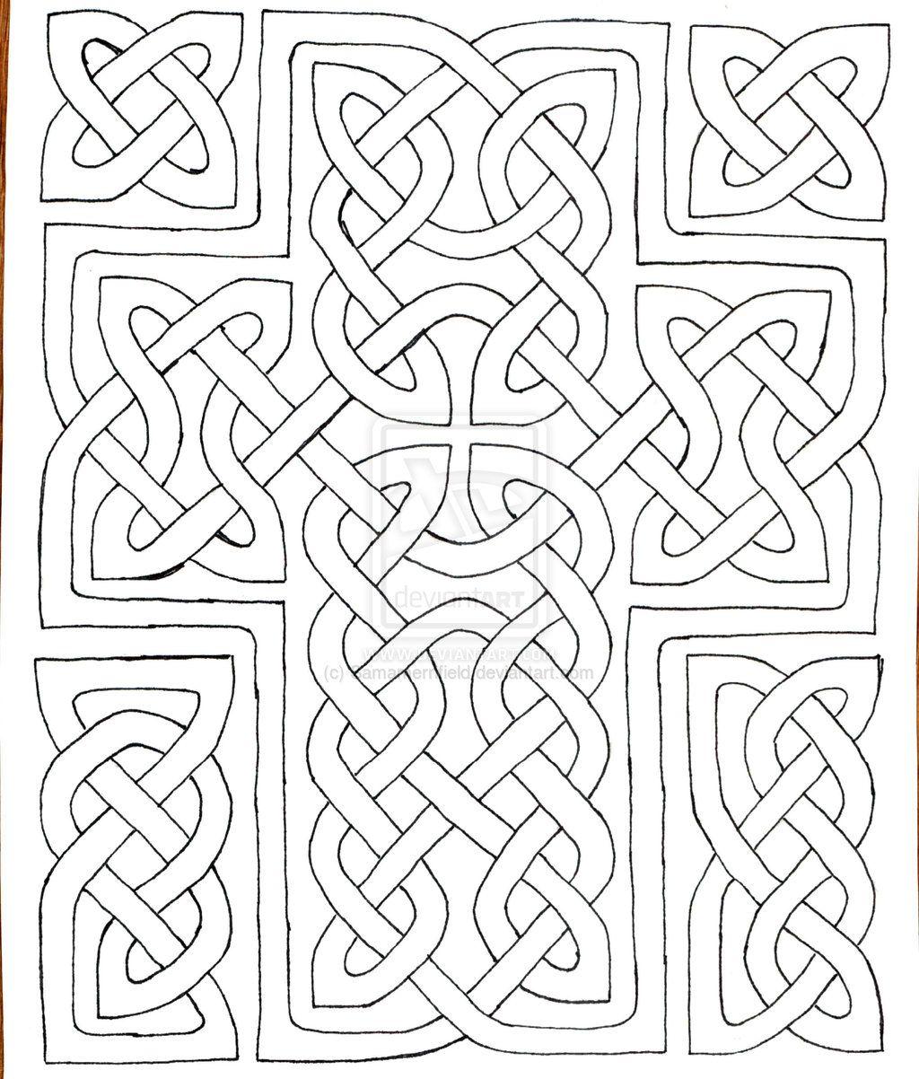 celtic Coloring Pages - Bing Images | Color pages | Pinterest