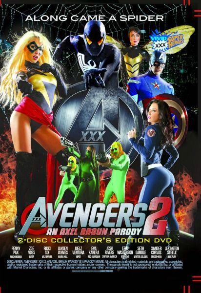 Avengers 2 Xxx  Adult Movie Dvdvhs Covers  Pinterest -5991