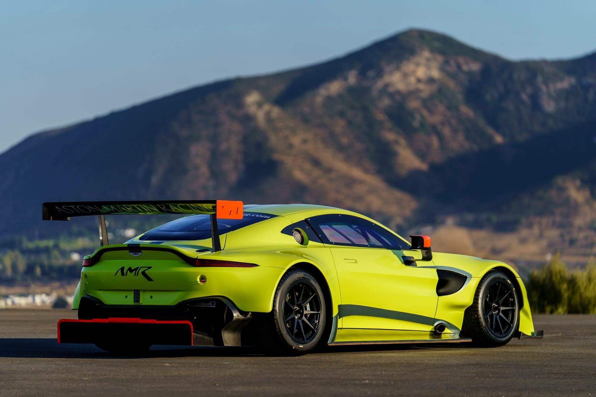 2018 And 2019 New Aston Martin Vantage Gte Wec And Le Mans New Racer Carros Aston Martin Aston Martin Vantage Aston Martin