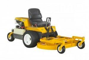 Walker Mowers: MBK 18 HP Lawn Mower | Lawn Mowers