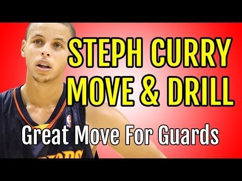 How To Play Basketball - Basketball Drills For Point Guards | Stephen Curry Moves To Create Space - YouTube