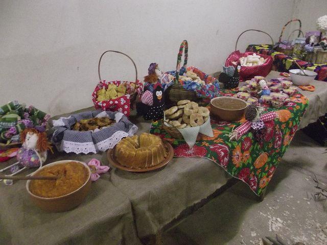 Mesa da Festa na Roça IBPS by IBPS, via Flickr
