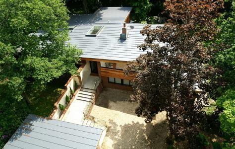 Best Single Ply Garage Roofing Installation Roof Installation 640 x 480