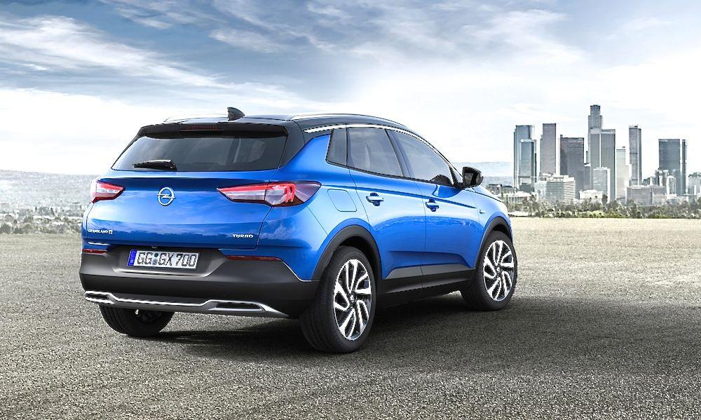 Der Opel Grandland X Der Athletisch Abenteuerlustige Bei Uns Im Test Alles In Allem Eine Gelungene Komposition Zwisch Led Ruckleuchten Opel Mokka Kompakt Suv