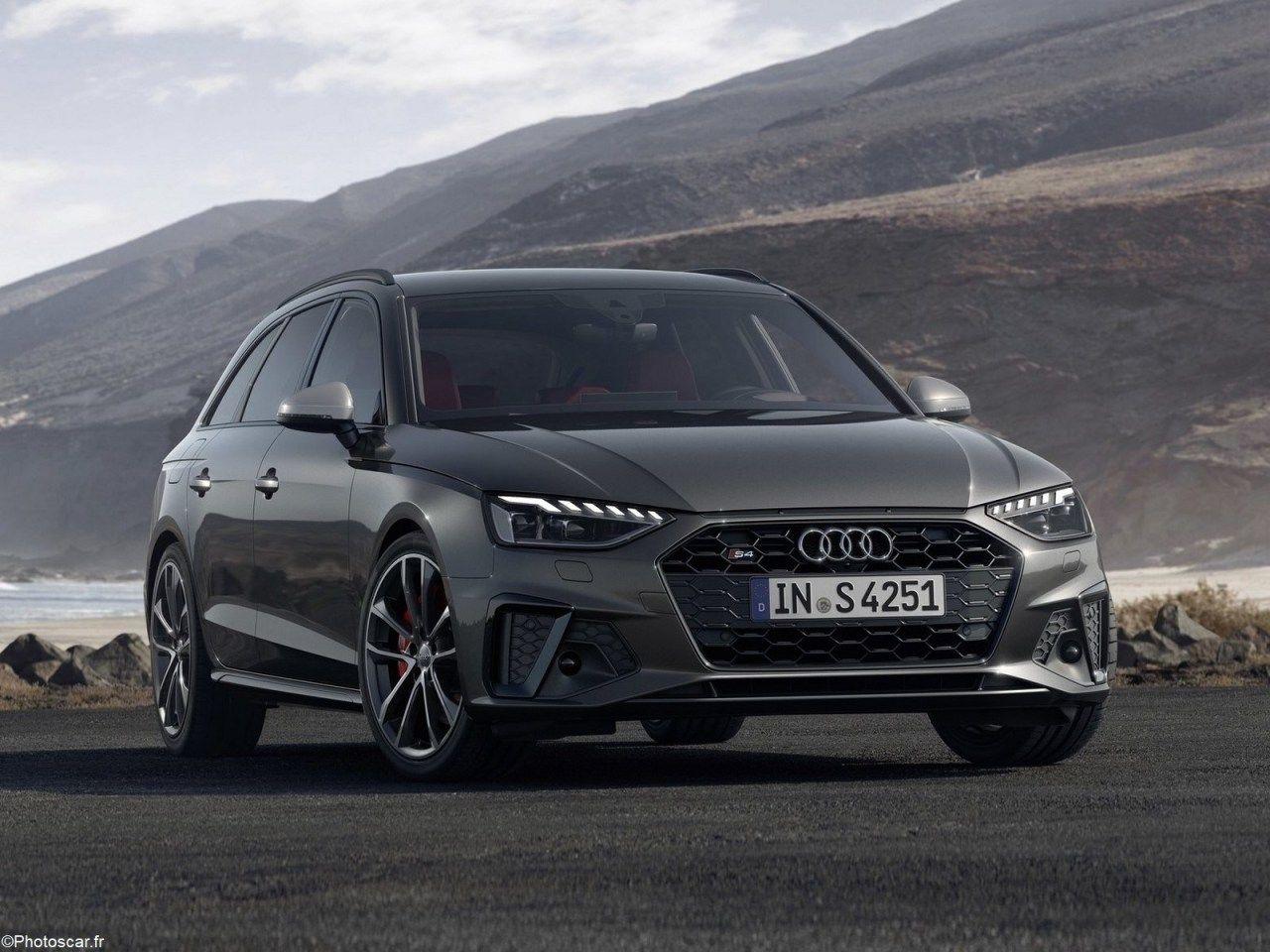 Audi S4 2020 Tdi La Berline Sportive Des Anneaux Passe Donc Au Diesel Audi A4