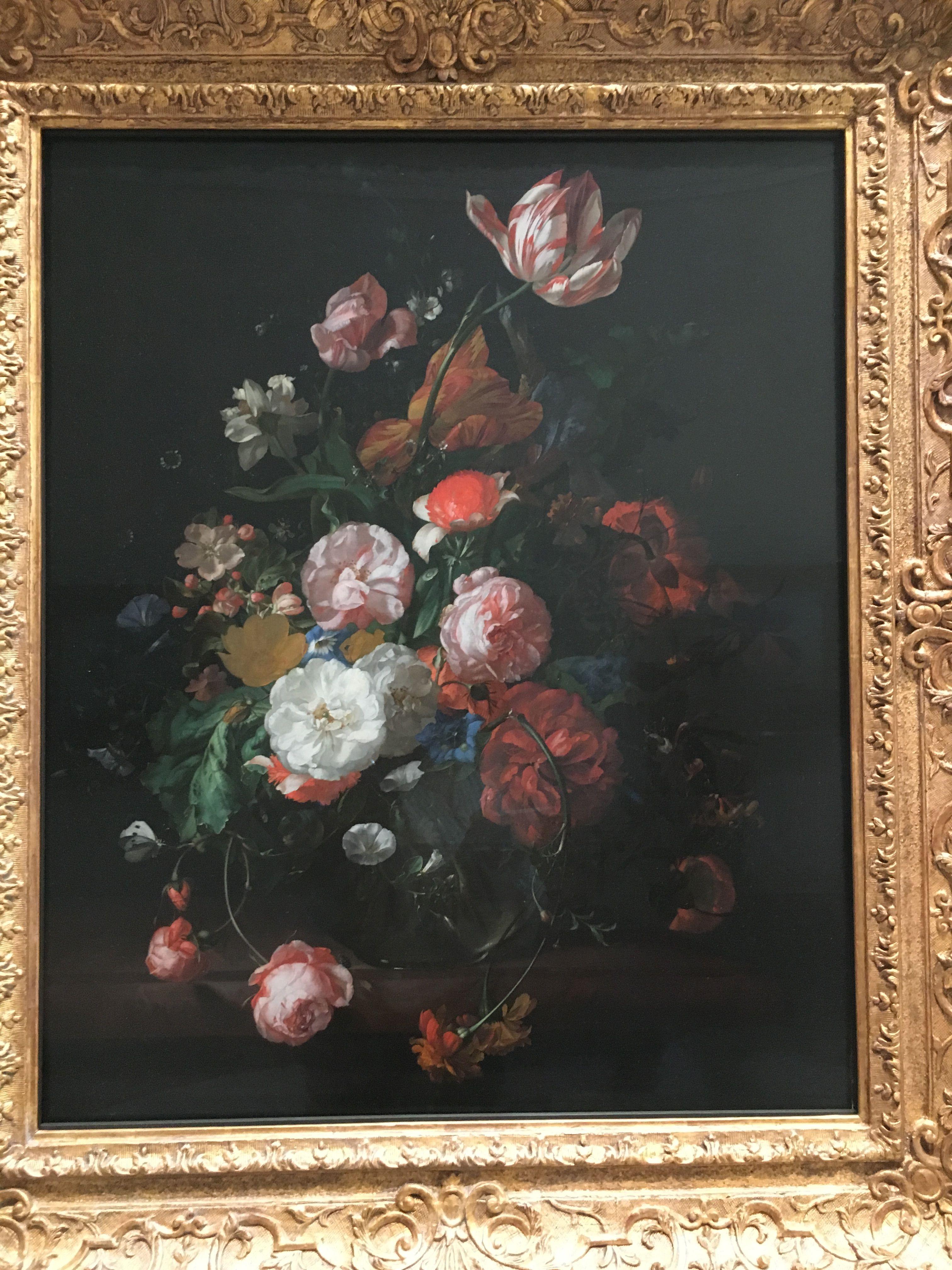 Dutch Flower Painting MFA Boston Painting, Art