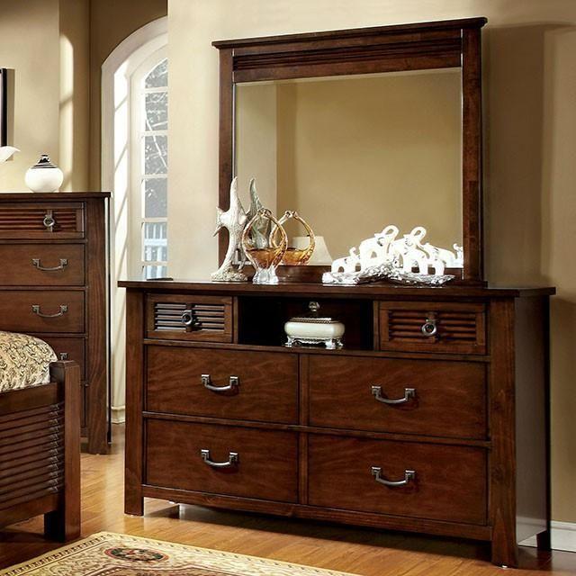 Furniture of America Davan Dresser Las Vegas Furniture Online | LasVegasFurnitureOnline | Lasvegasfurnitureonline.com