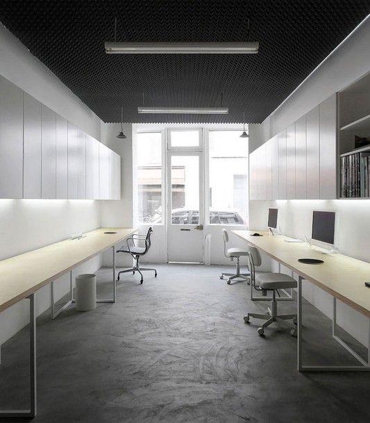 Basic office minimalist design ideas Interior Design Offices Open Spaces Office Spaces Minimalist & Basic office minimalist design ideas | s t u d i o l i f e ...