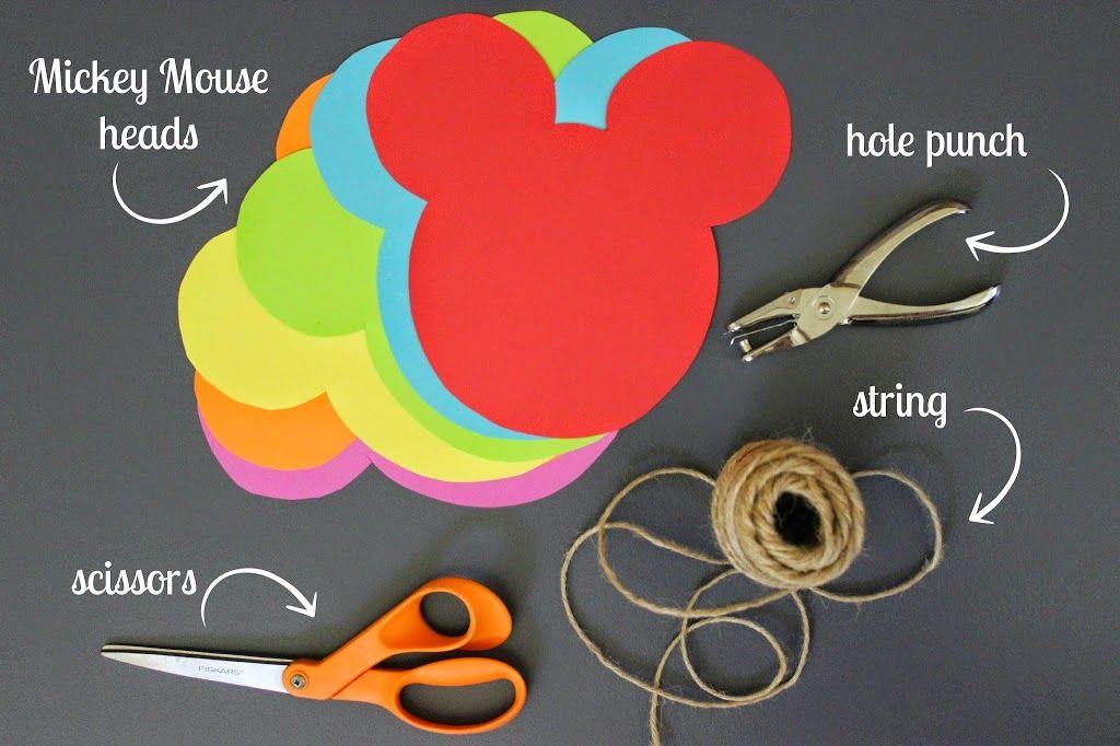 Resultado de imagen para clubhouse template | Mickey Mouse ...