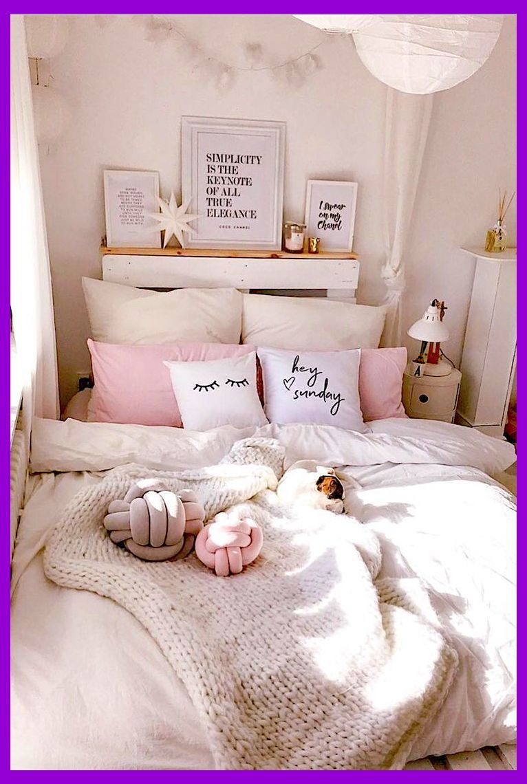 Pink Bedroom Decor Ideas Dyi Home Renovations Girly Bedroom