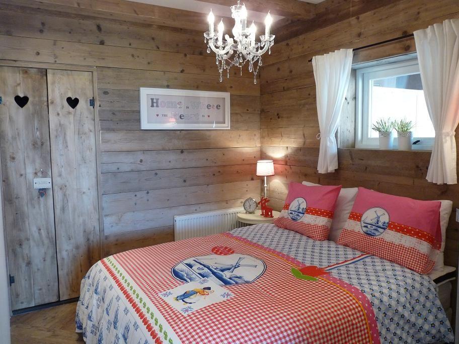 Slaapkamer Woonboerderij Coby : Nieuw! de boerenlodge in drenthe is zon plekje wat alles biedt