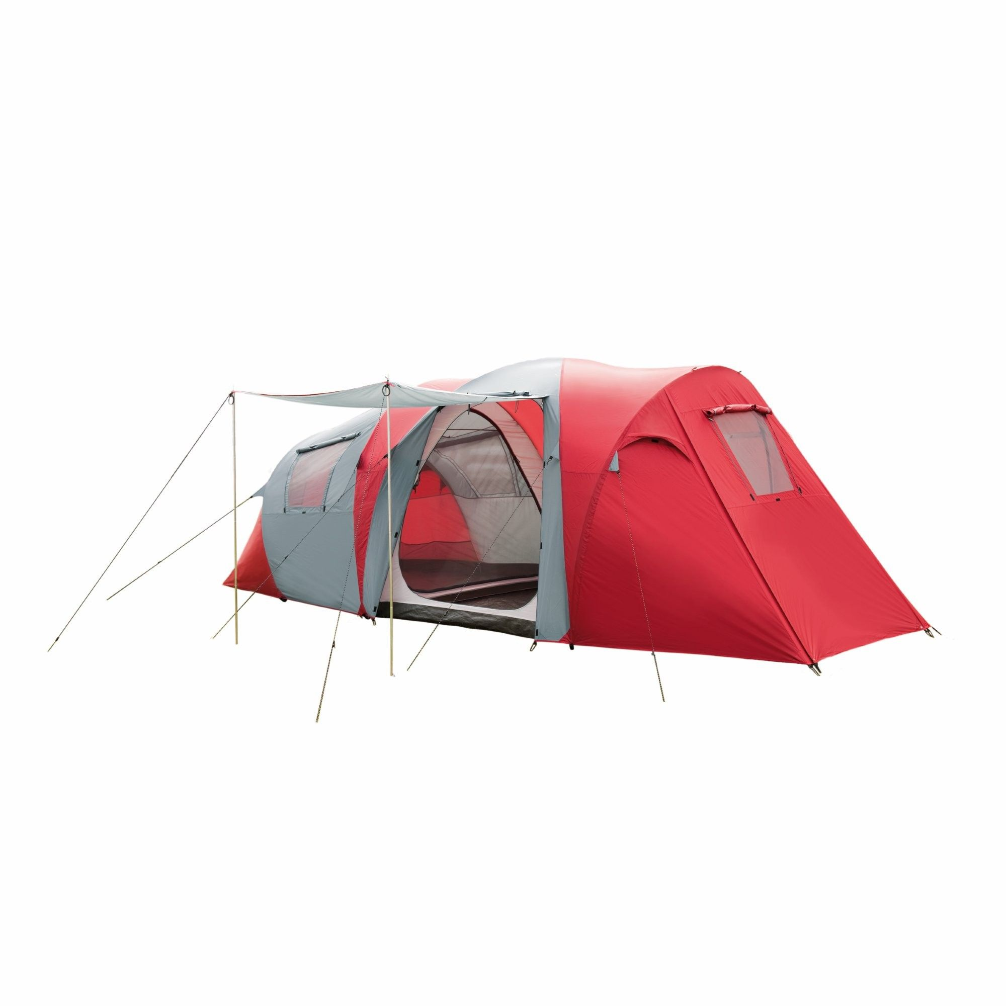 The Retreat 270 Tent delivers the perfect balance of durable weatherproof construction and spacious comfort for your c&ing holidays.  sc 1 st  Pinterest & Red Grey | Camping | Pinterest | Tents