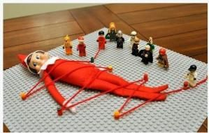 50 Easy and Creative Elf on the Shelf Ideas with Pictures - Raining Hot Coupons by leann