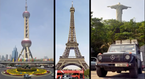 4  traveling for 23 years around the world in the same car