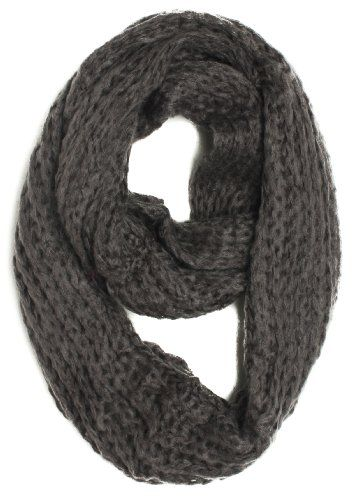 ForeverScarf Knitted Solid Infinity L... for only $4.99