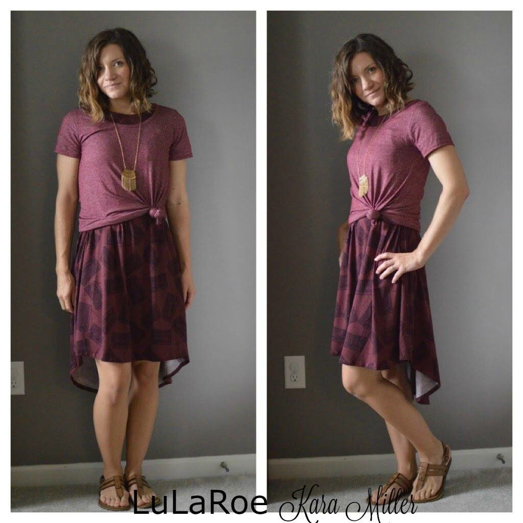 3a22aa215e81c How to style a LulaRoe Carly dress... Here shown paired with a Classic