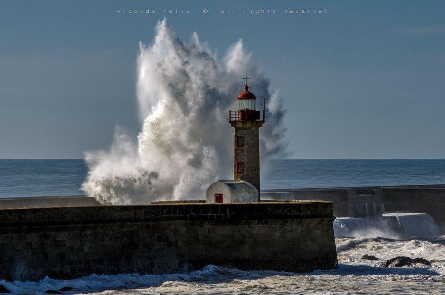 Big Waves!!! by Ricardo Bahuto Felix on 500px