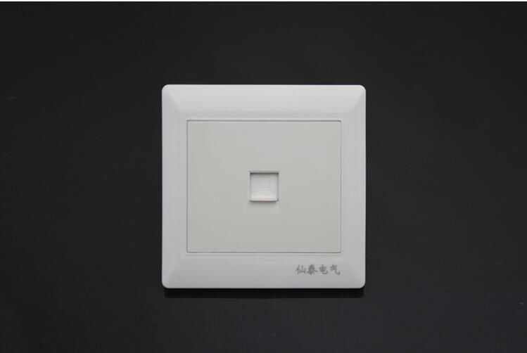 86 Type 8686MM Concealed Installation Electrical Sockets Ethernet ...