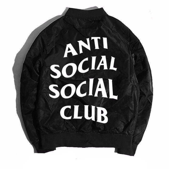Anti Social Social Club Chelsea Windbreaker Bomber Anti Social Social Club Hoodie Gaming Hoodie Hoodies