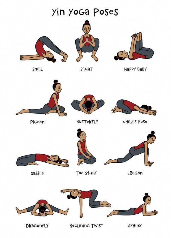 Don T Leave Your Weigh To Please Anybody However Yourself Daily Yoga Yin Yoga Poses Yoga Poses Chart Yin Yoga