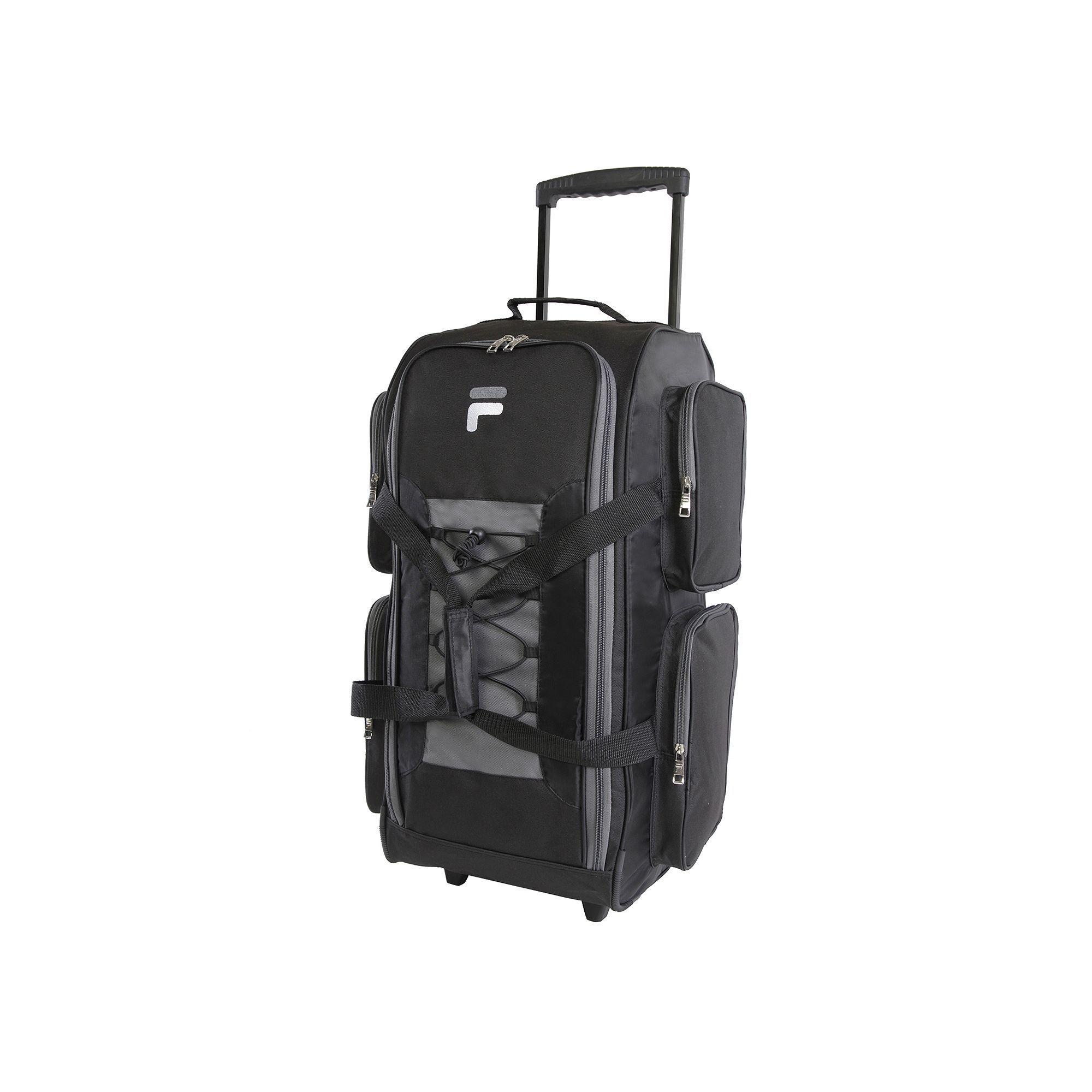 8b0ac73e43 Fila® 26-Inch Lightweight Wheeled Duffel Bag