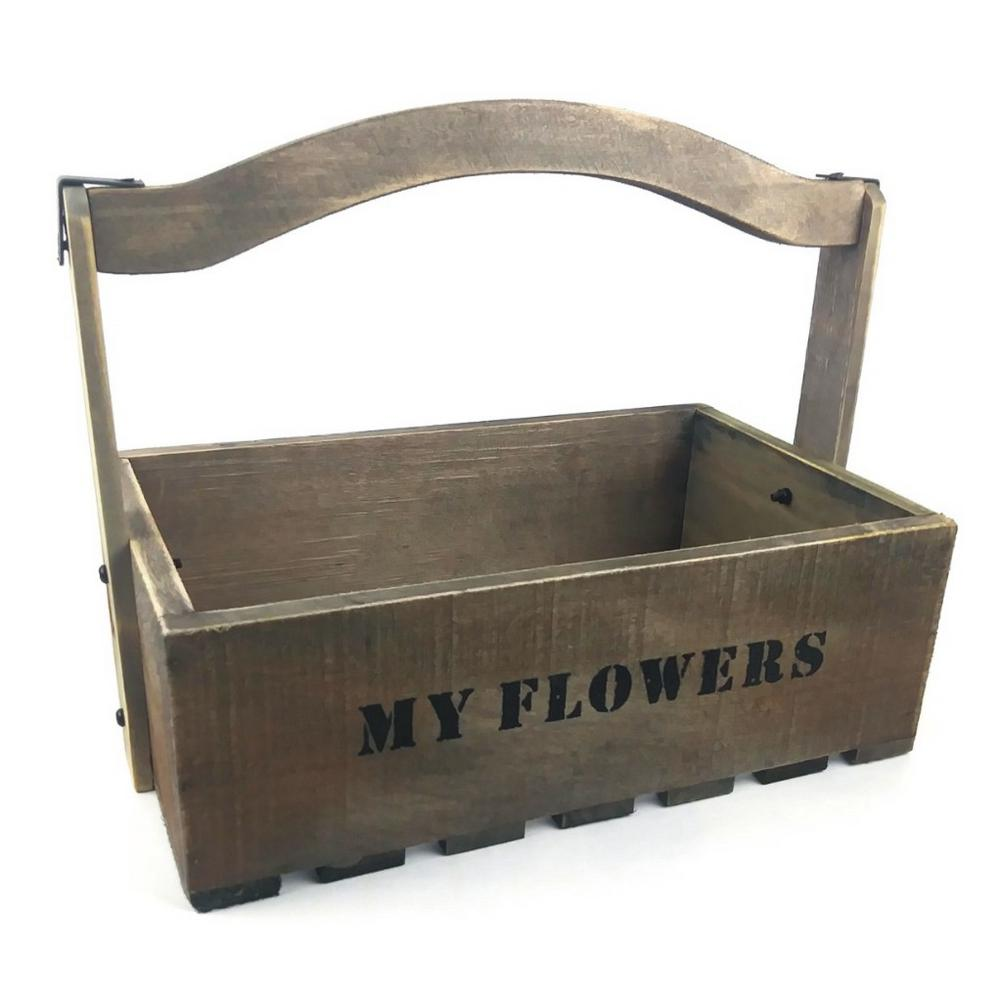 Big Box Marketing 14 In Wooden Tool Box Wooden Tool Boxes