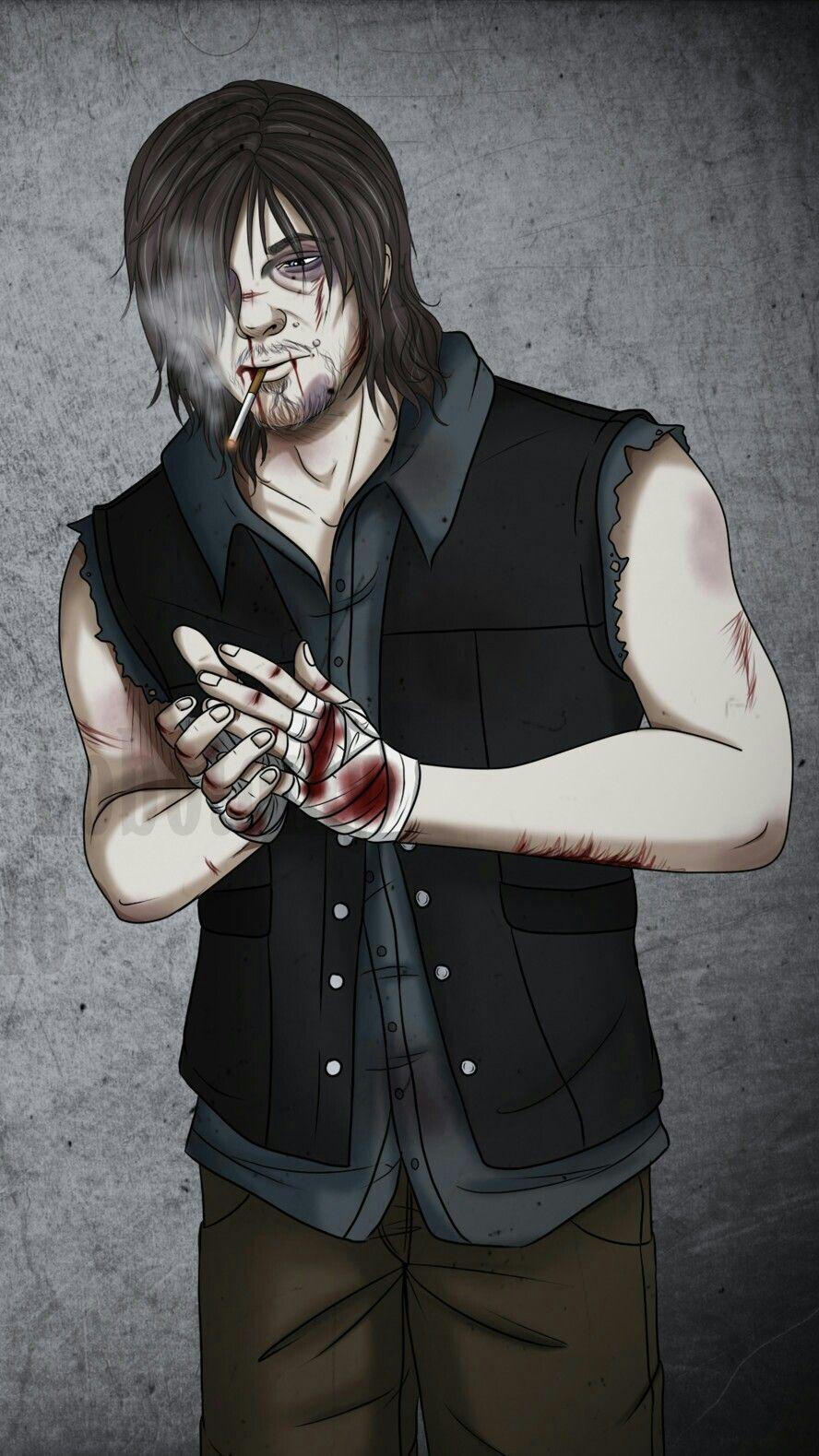 DARYL DIXON Daryl dixon walking dead, Daryl dixon