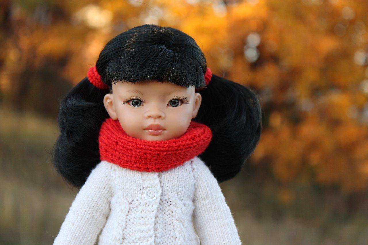 Испанские куклы PAOLA REINA. Выкройки.Схемы. — СХЕМЫ вязанной одежды( ссылки в комментариях под