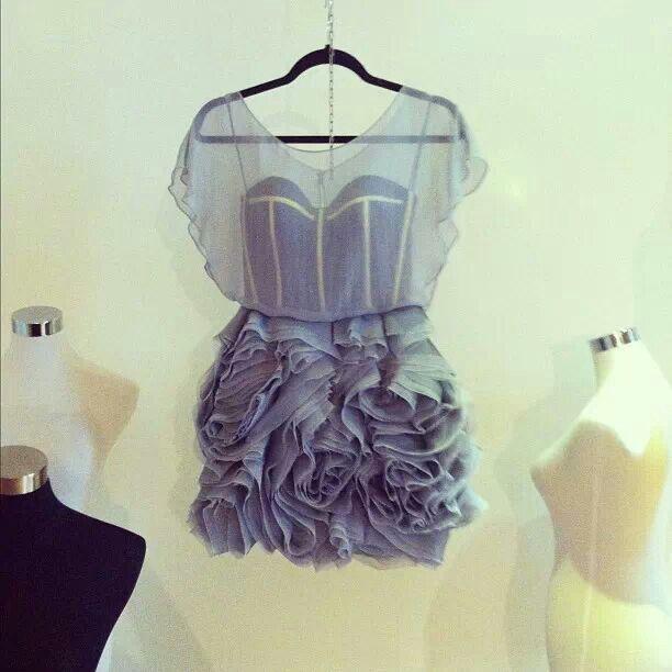 Perfect tea dress #weddinggown