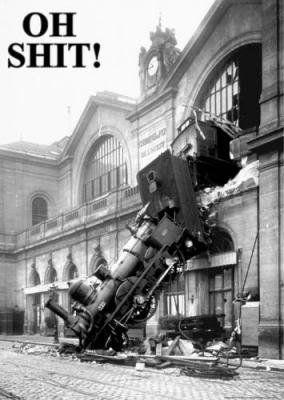 Train Wreck Photo by nellwal   Photobucket