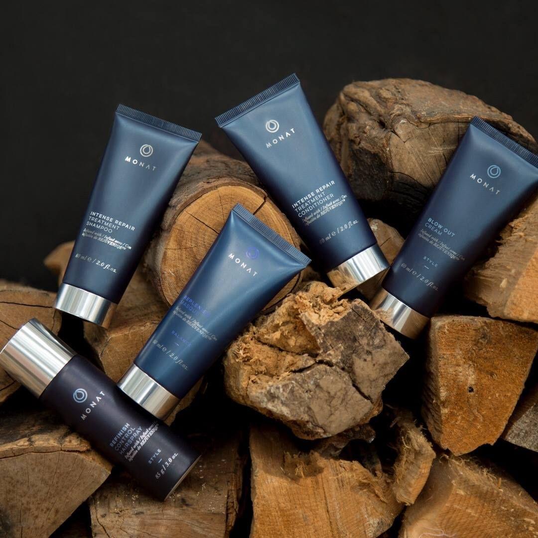 MONAT Modern Nature. Antiaging haircare, naturebased