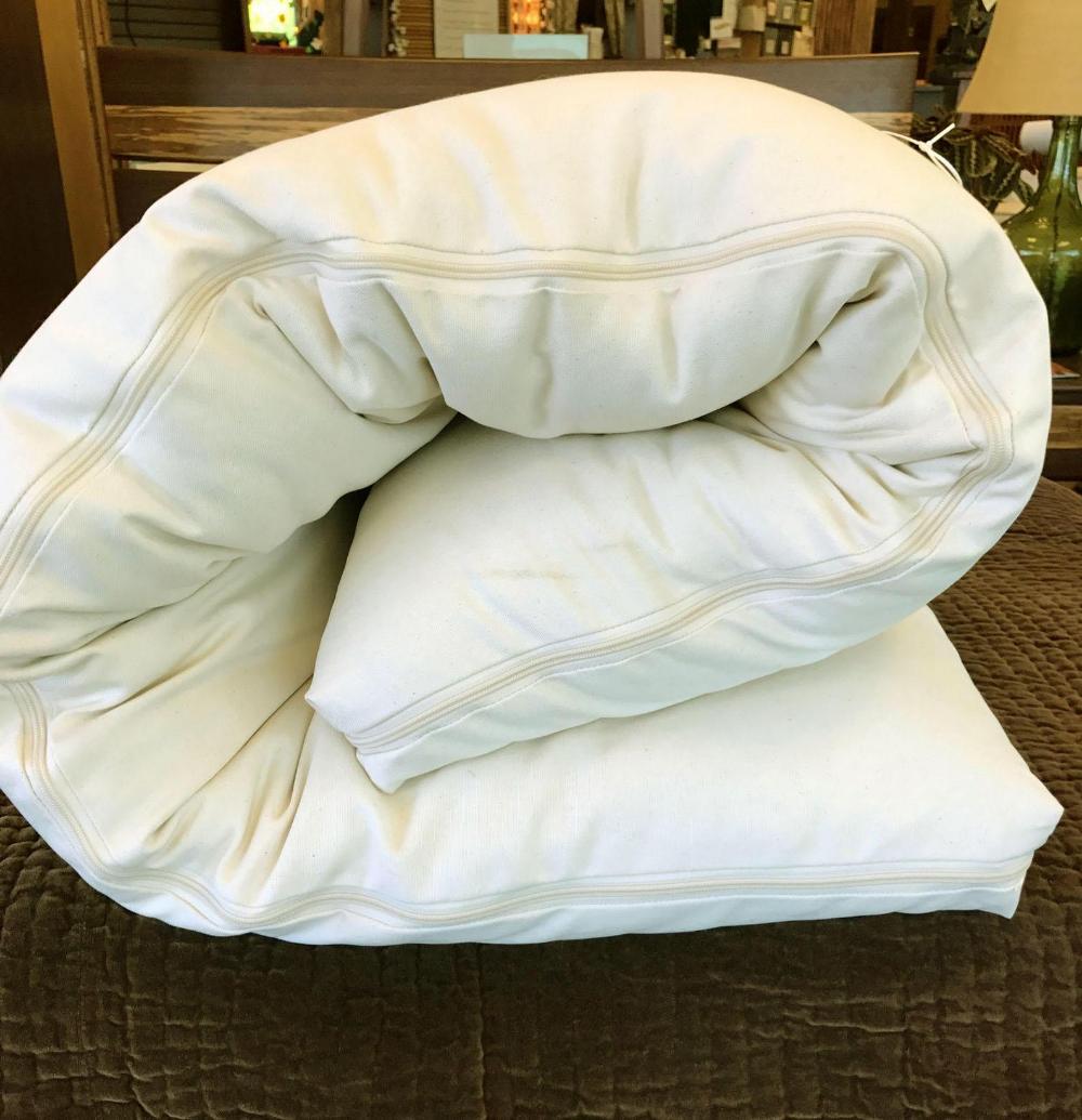 Shikibuton, Cotton Roll Up Mat Bean bag chair, Cotton