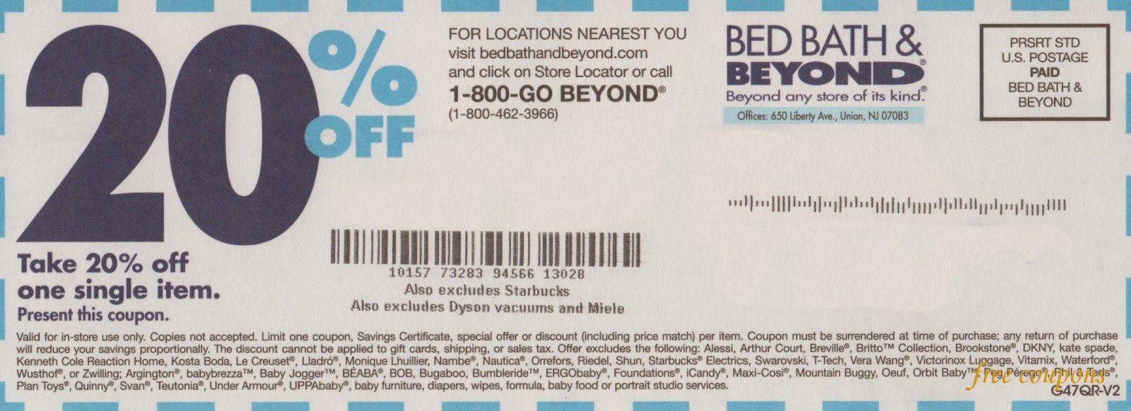 Bed Bath And Beyond Coupons Bath And Beyond Coupon Printable Coupons Bed Bath And Beyond