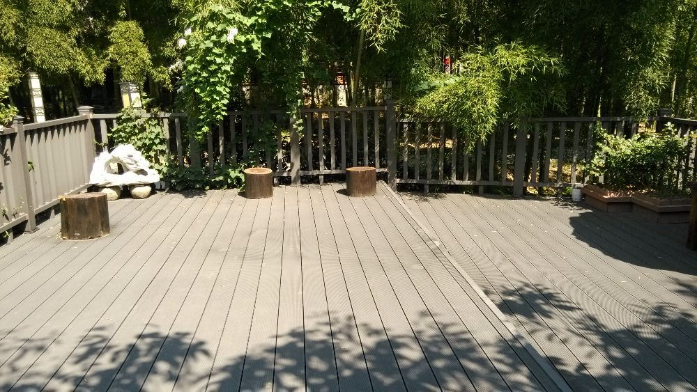 Inexpensive Economical Composite Wood Outdoor Floor Price Sweden New Backyard Flooring Options Property