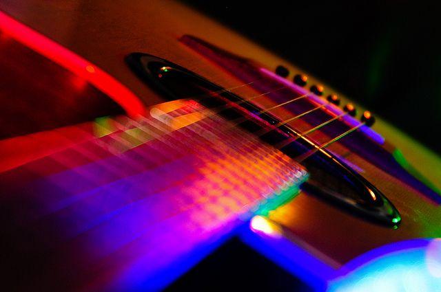 Music is my shining light