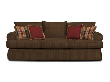 Shop for Klaussner Penny Lane Sofa, 25600F S, and other Living Room Sofas  at Klaussner Home Furnishings in Asheboro, North Carolina.