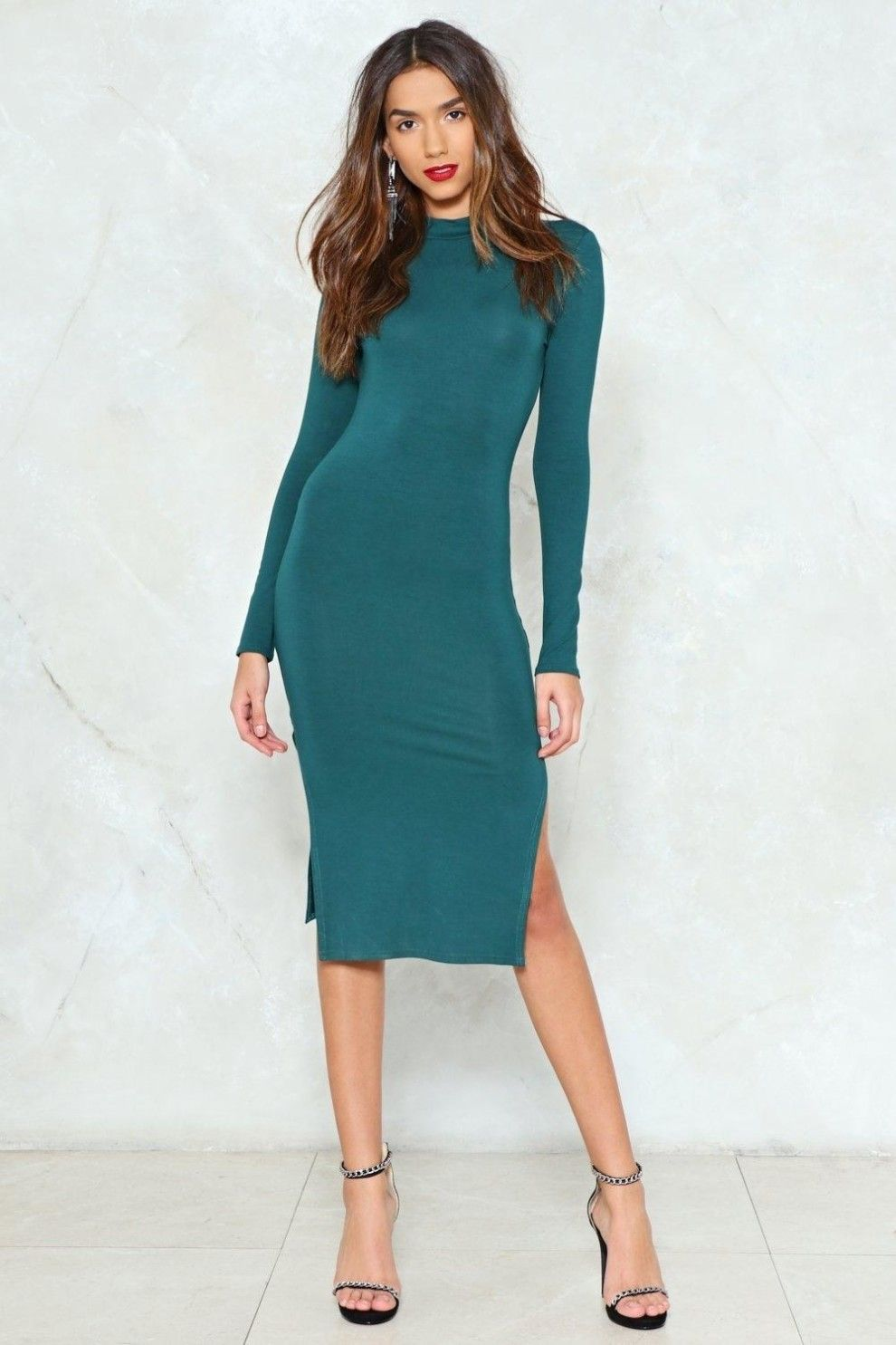 40 Gorgeous And Cheap Dresses To Wear To A Winter Wedding | Extra ...