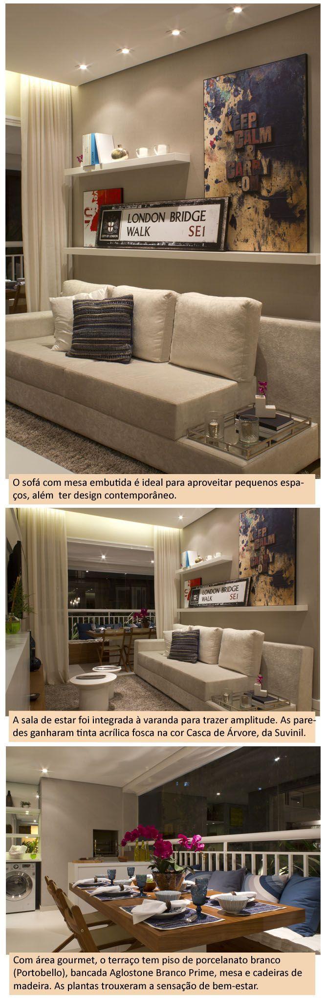 Tinta, luz cortineiro, spots, prateleiras clean Daniella e Priscilla de Barros: