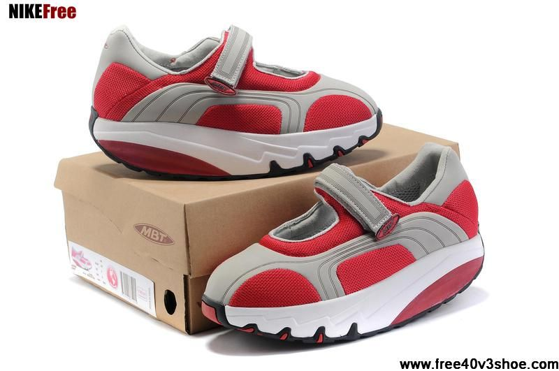 New MBT Lami Red Women Shoes Fashion Shoes Store