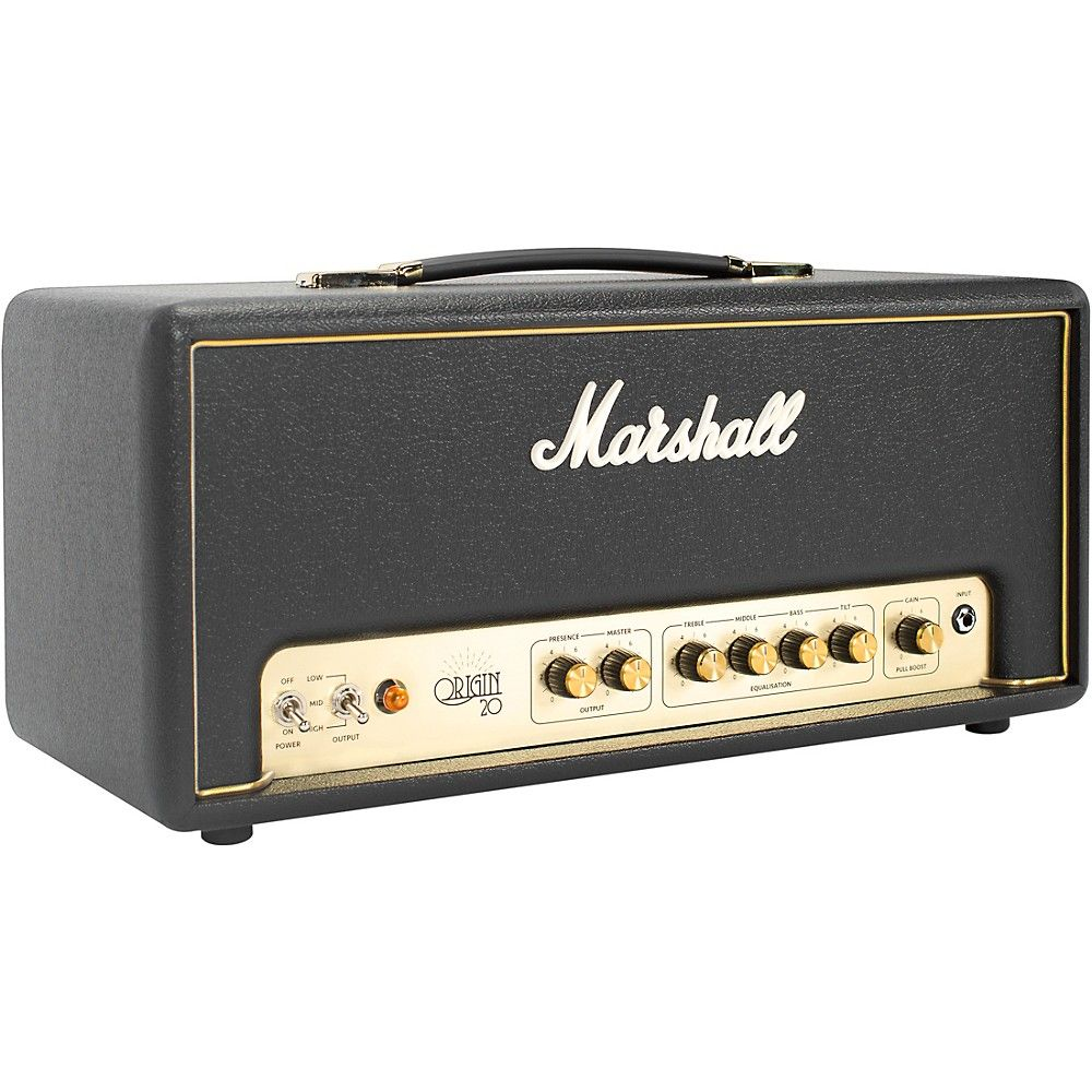 Marshall Origin20h 20w Tube Guitar Amp Head Valve Amplifier