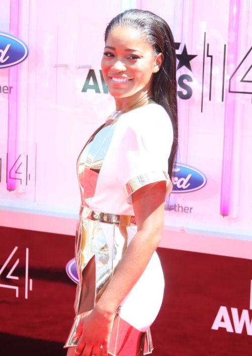 Keke Palmer BET Awards | Try this look and show your beautiful face!