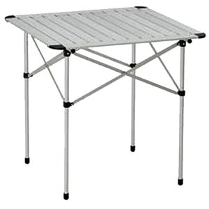 Gelert Aluminium Roll Top Table FUT295