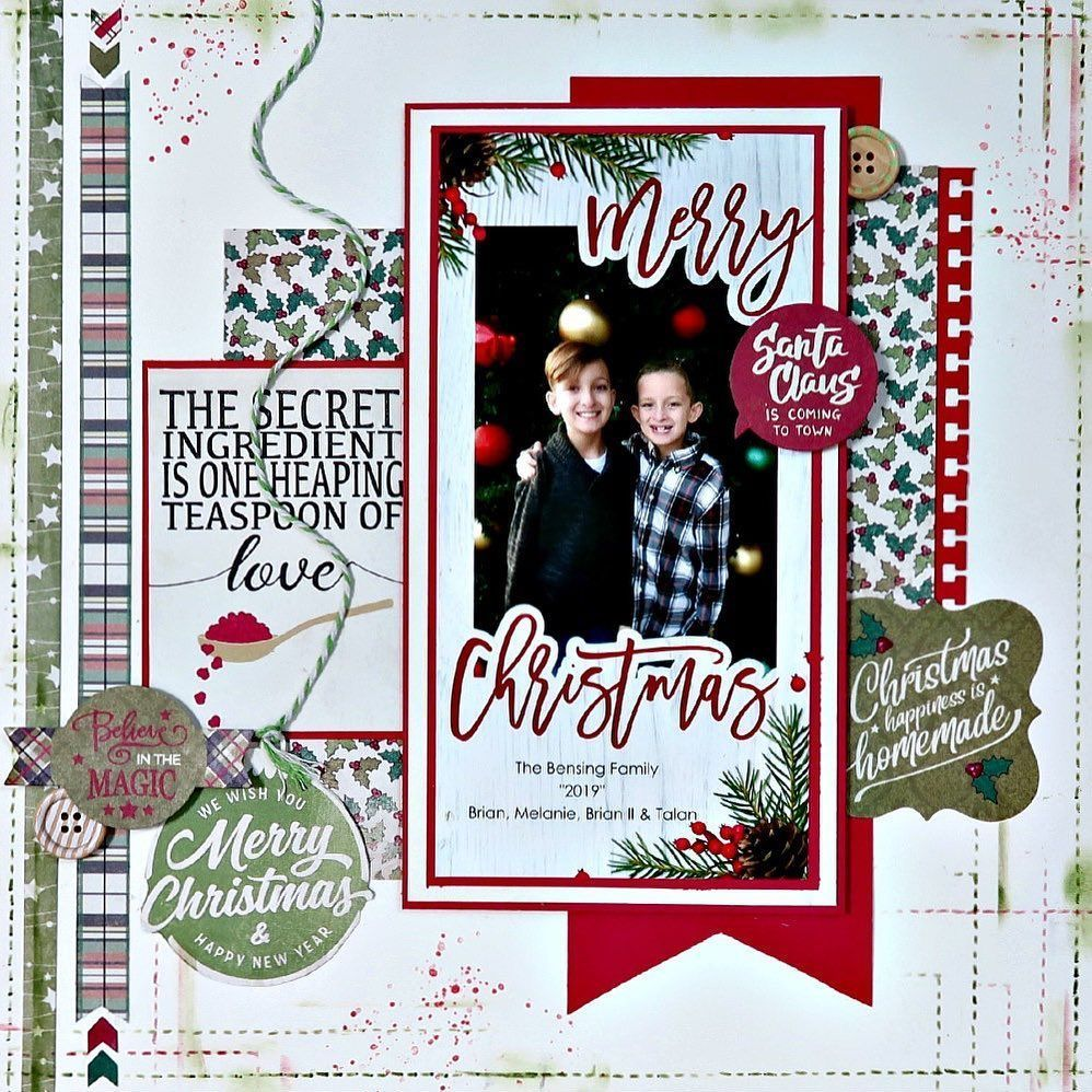 Brother layout scrapbooking storemonthly kit subscription