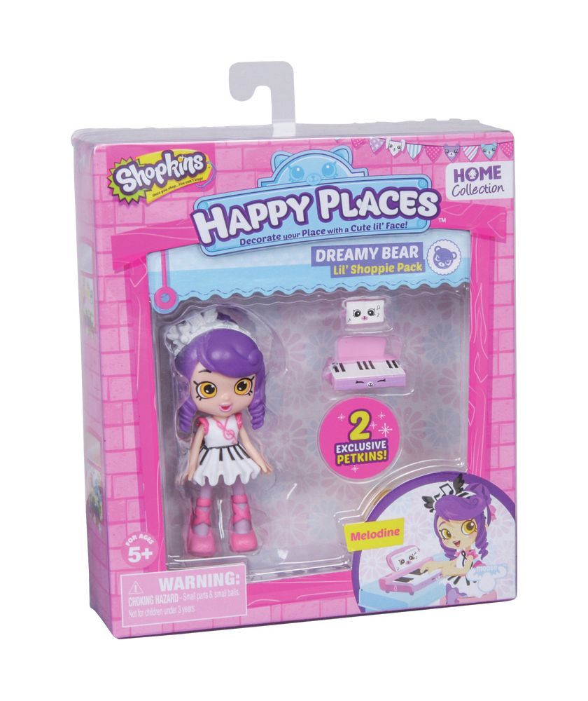 Dolls house at argos co uk your online shop for dolls houses dolls - Buy Shopkins Happy Places Lil Shoppie Assortment At Argos Co Uk Your
