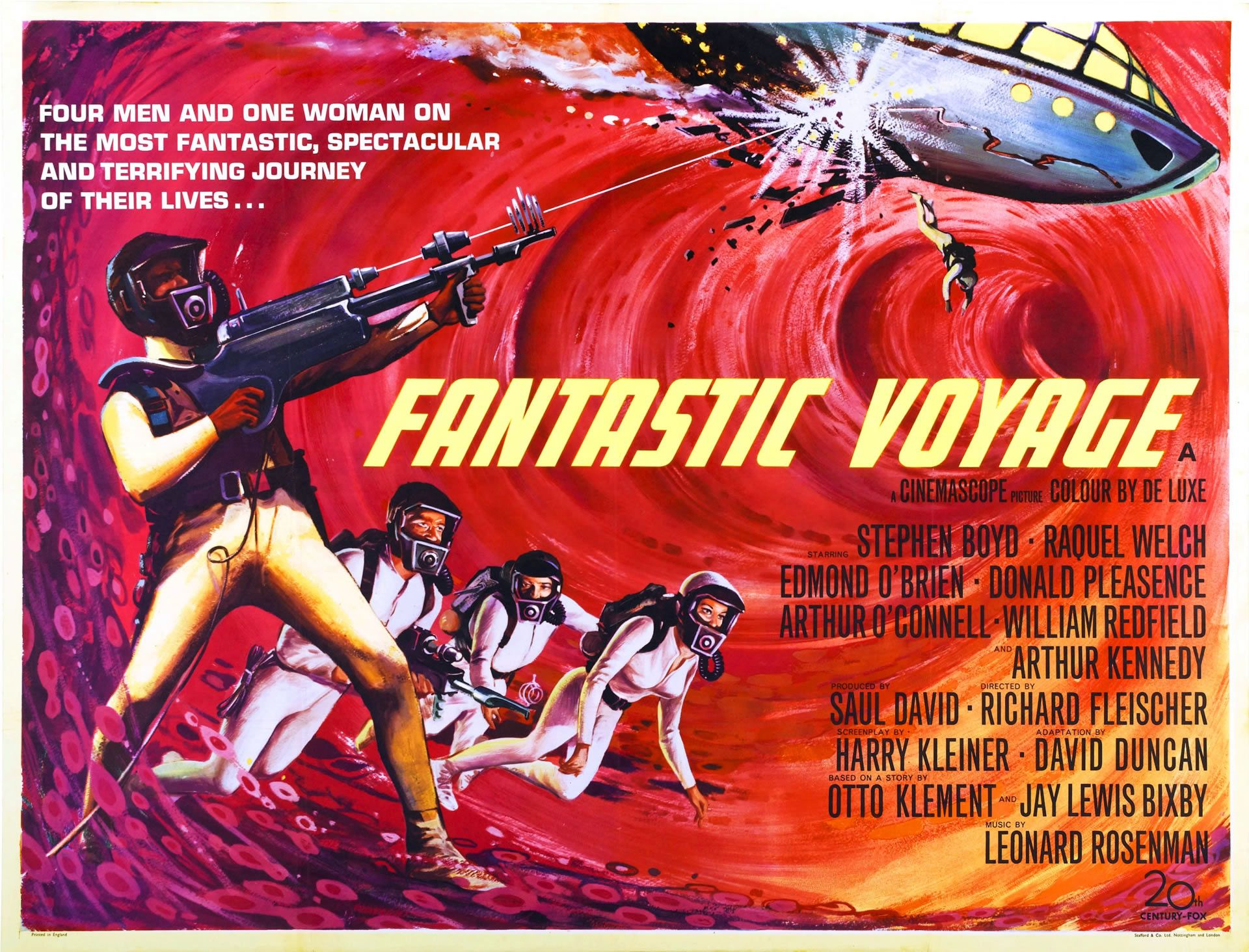 The studio is hoping that Fantastic Voyage will be an event-sized tentpole for them  sc 1 st  Pinterest & The studio is hoping that Fantastic Voyage will be an event-sized ...